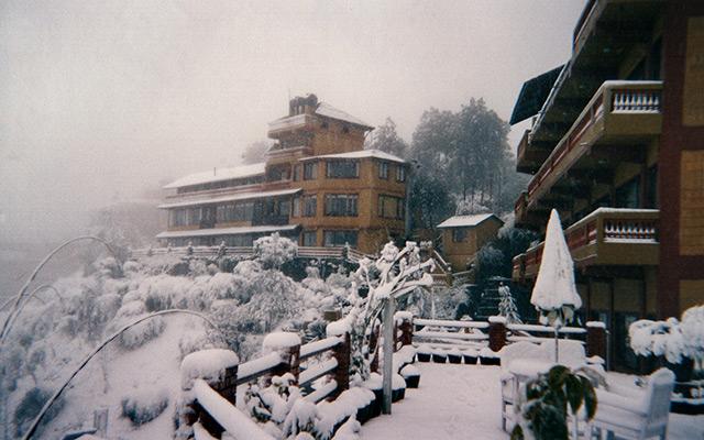 Hotel Country Villa History