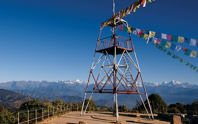 Hotel Country Villa Nagarkot Tower