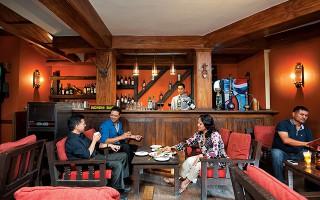 Hotel Country Villa Bar