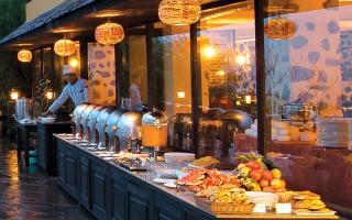 Hotel Country Villa Restaurant