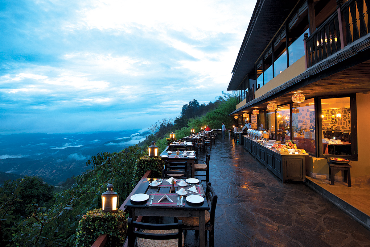 Himalayan Restaurant Coffee Shop Food Nature Hotel