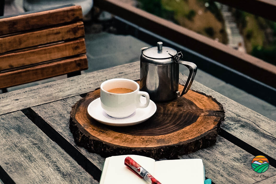 Masala Tea and Namaste