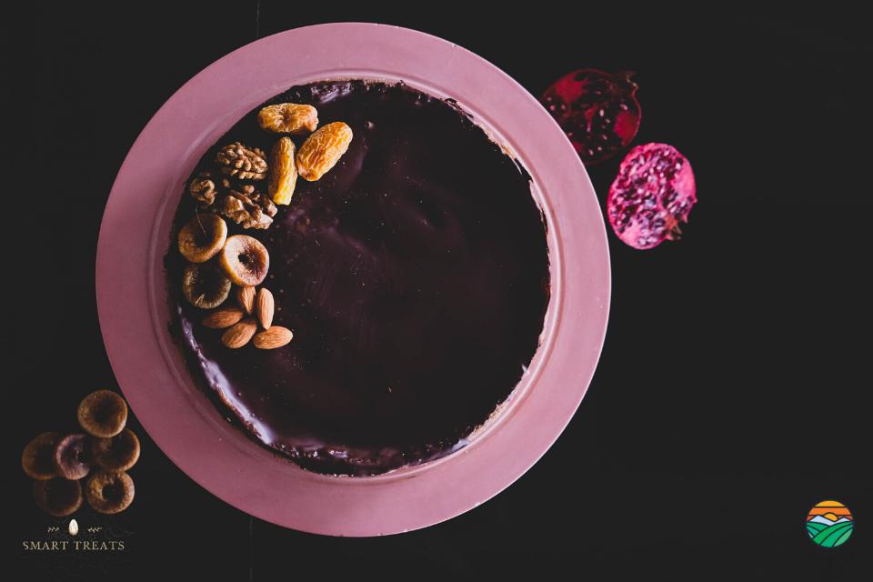 Chocolate & Almond Gluten-free Cake
