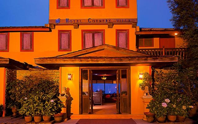 Hotel Country Villa Building