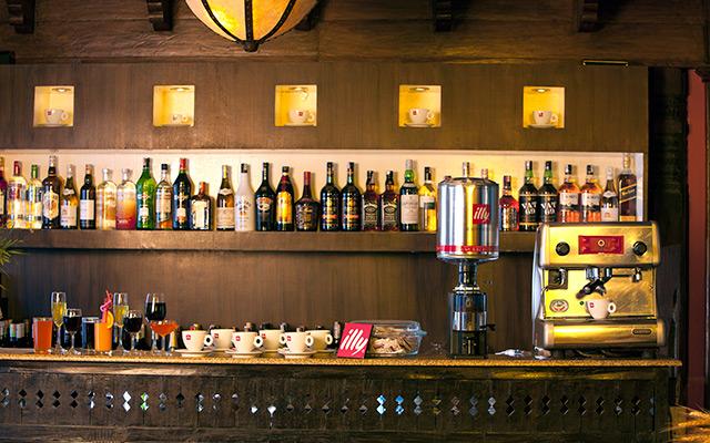 Hotel Country Villa Coffee Bar