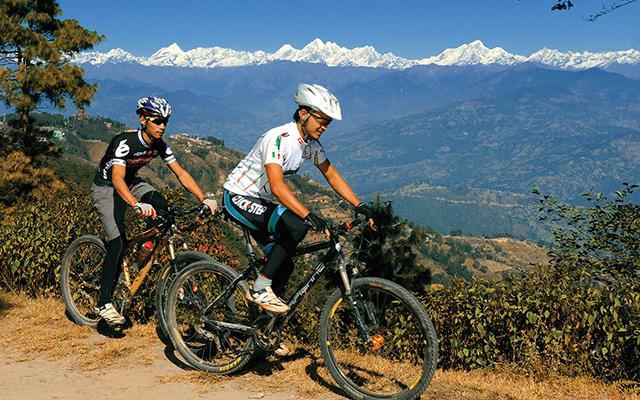 Hotel Country Villa Mountain Bike