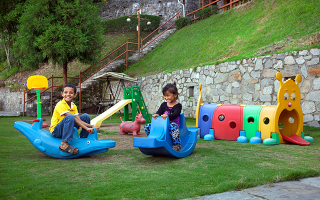 Hotel Country Villa Play Ground
